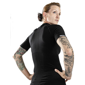 Biehler Seamless Pro Short-Sleeved Baselayer Women, black